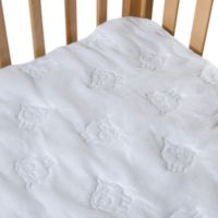 bb Basics Waterproof Flat Crib Pad Cover