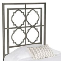 Safavieh Silva Twin Metal Headboard in Antique Iron