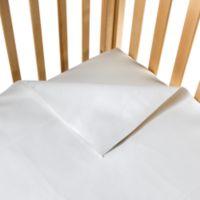 bb Basics Flannel Waterproof Flat Crib Pad Cover