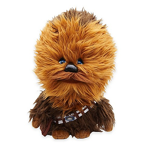 Star Wars™ Chewbacca Deluxe Talking Plush Toy