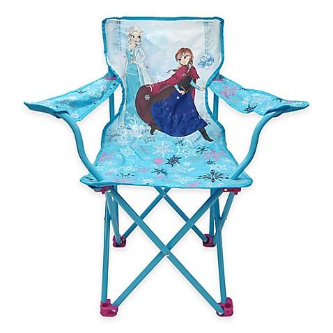 Disney 174 Quot Frozen Quot Tween Fold N Go Chair Buybuy Baby