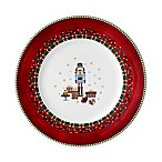 P by Prouna Nutcracker Salad Plate