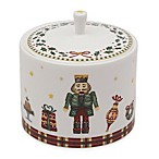 P by Prouna Nutcracker Covered Sugar Bowl