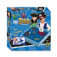 Kwik Sand Pirate's Plunder Play Set