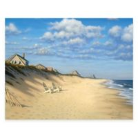 On the Bluffs 16-Inch x 20-Inch Gallery Canvas Wall Art