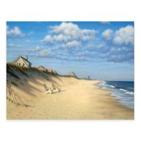 On the Bluffs 24-Inch x 36-Inch Gallery Canvas Wall Art