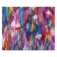 Pink and Purple Gallery Canvas Wall Art