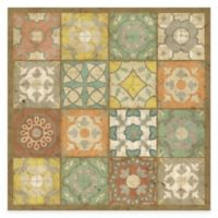 Tuscan Tile Gallery Canvas Wall Art