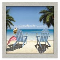 Cocktails For Two 30-Inch x 30-Inch Gallery Canvas Wall Art