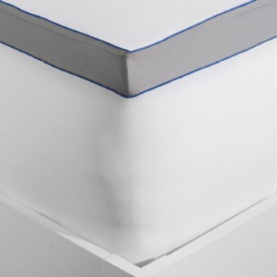 buy therapedic foam mattress topper from bed bath & beyond