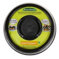 Press Dome® Instant Vacuum 1.5 qt. Round Food Sealer™