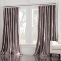 Valeron Estate 108-Inch Window Curtain Panel in Amethyst
