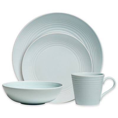 Gordon Ramsay by Royal Doulton® Maze 16-Piece Dinnerware Set in Blue  sc 1 st  Bed Bath u0026 Beyond : bed bath and beyond dinnerware - pezcame.com
