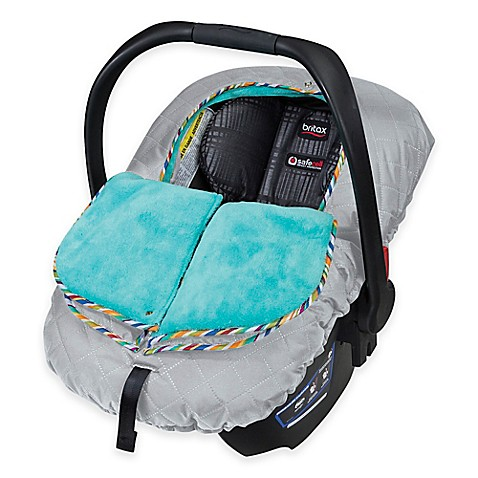 britax b warm insulated infant car seat cover in arctic buybuy baby. Black Bedroom Furniture Sets. Home Design Ideas