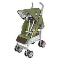 Maclaren® Techno XT Stroller Spitfire 50th Anniversary Edition in Green/Brown