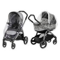Peg Perego Book Pop-Up Stroller Rain System in Clear