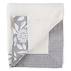 Balboa Baby® Simply Soft Blanket in Grey Dahlia