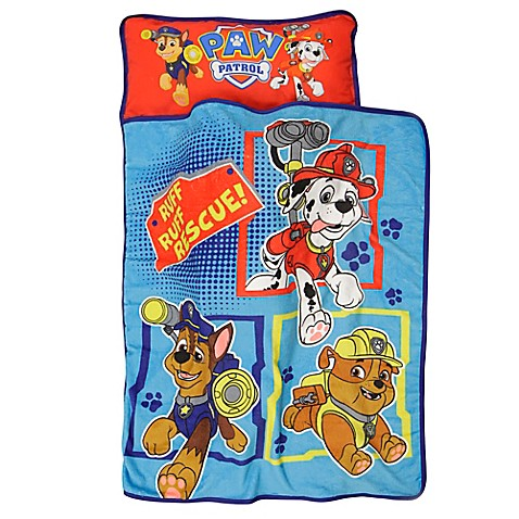 Baby Boom Quot Paw Patrol Ruff Ruff Rescue Quot Toddler Nap Mat