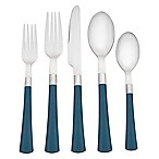 Noritake® Colorwave 5-Piece Flatware Place Setting in Blue