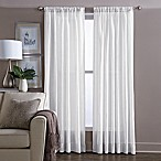 Wamsutta® Sheer 84-Inch Window Curtain Panel in White