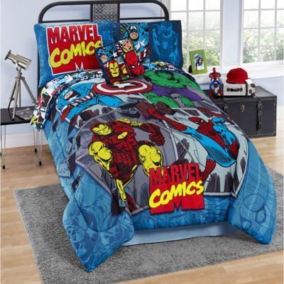 Buy Super Hero Bedding From Bed Bath Amp Beyond