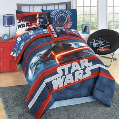 High Quality Kids Bedding Sets U003e Star Wars™ Episode 7 6 Piece Reversible Twin Comforter  Set