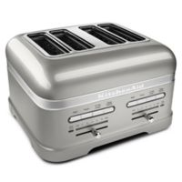 KitchenAid® Pro Line 4-Slice Toaster in Sugar Pearl Silver