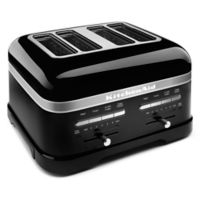 KitchenAid® Pro Line 4-Slice Toaster in Onyx Black