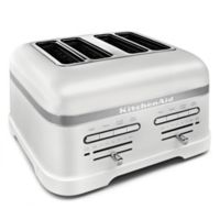 KitchenAid® Pro Line 4-Slice Toaster in White