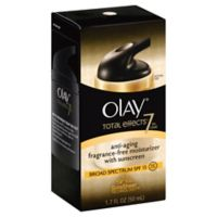 Olay® Total Effects 1.7 oz. Anti-Aging Fragrance Free Moisturizer Broad Spectrum SPF 15