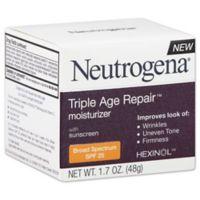 Neutrogena® Triple Age Repair™ Moisturizer Broad Spectrum SPF 25