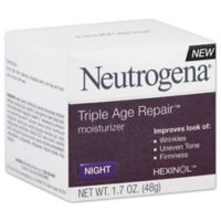 Neutrogena® Triple Age Repair™ 1.7 oz. Night Moisturizer