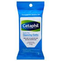 Cetaphil® 10-Count Gentle Skin Cleansing Cloths