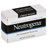 Neutrogena® 3.5 oz. Transparent Facial Bar Soap