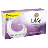 Olay® 6-Count 4 oz. Age Defying with Vitamin E Beauty Bar Soap