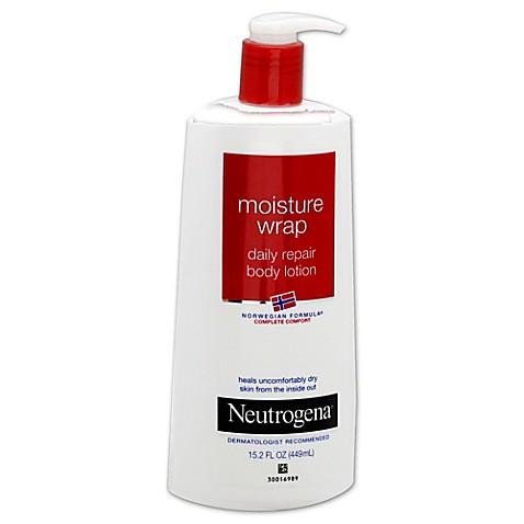 Neutrogena 174 15 2 Oz Moisture Wrap Daily Repair Body