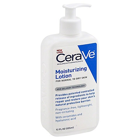 Cerave 174 12 Oz Moisturizing Lotion Bed Bath Amp Beyond