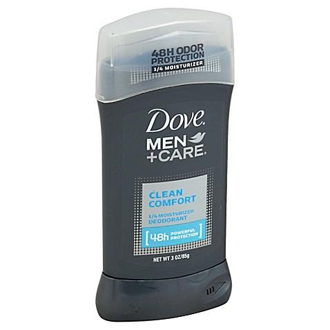 Dove 174 3 Oz Men Care Deodorant In Clean Comfort Bed Bath