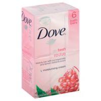 Dove® 6-Count 4 oz. Go Fresh Revive Beauty Bar