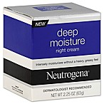 Neutrogena® 2.25 oz. Deep Moisture Night Cream
