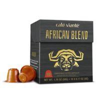 Café Viante® 10-Count African Blend Nespresso® Compatible Espresso Capsules