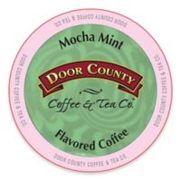 12-Count Door County Coffee & Tea Co.® Mocha Mint Flavored Coffee for Single Serve Coffee Makers