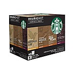 Keurig® K-Cup® Pack 40-Count Starbucks® Roast Spectrum Variety Pack