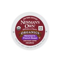 Keurig® K-Cup® Pack 18-Count Newman's Own® Organics French Roast Coffee