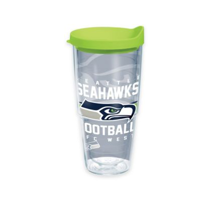 Seattle Seahawks 16oz. Color Tumbler with Lid