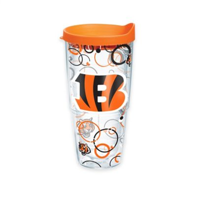 Jacksonville Jaguars Tervis 24oz. Bubble Up Wrap Tumbler with Lid