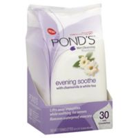 Pond's® Evening Soothe® 30-Count Wet Cleansing Towelettes