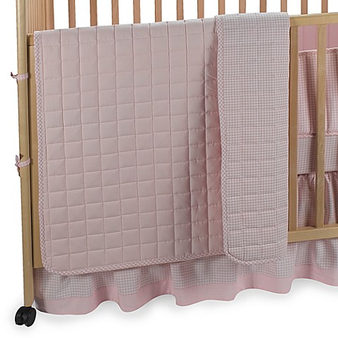 Tadpoles™ Pink Coverlet