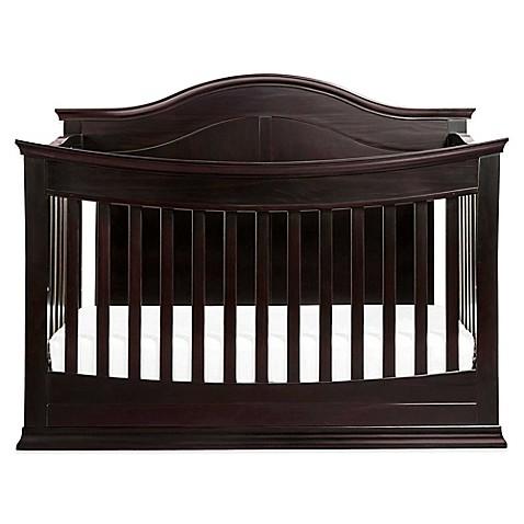 Davinci Meadow 4 In 1 Convertible Crib In Dark Java