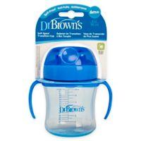 Dr. Brown's® 6 oz. Soft Spout Transition Cup in Blue